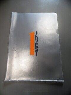 Kilekaaned logoga - 1 Invest