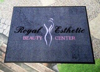 Logoga porivaip - Royal Esthetic Beauty Center