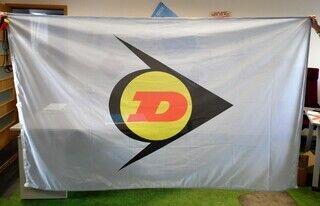 Mastilipp logoga - Dunlop