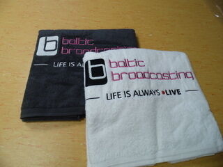 Logoga saunalinad - Baltic Broadcasting