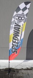 Reklaamlipp - Speedway