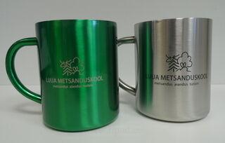 Logoga reklaamkruusid - Luua Metsanduskool