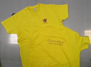 T-särk trükiga - Coolweld
