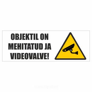 Objektil videovalve silt