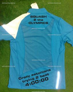 Squash t-särgi trükk