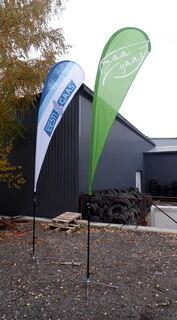 Eesti Gaas lipud