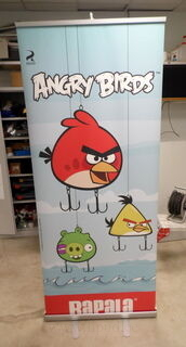 Klassikaline Roll-Up Angry birds