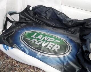 Mastilipp Land Rover