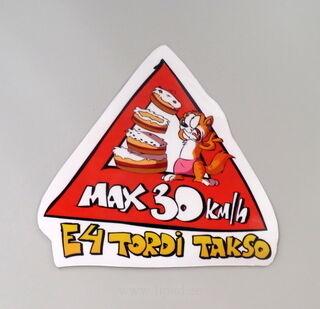 Magneettitarra E4 Tordi Takso
