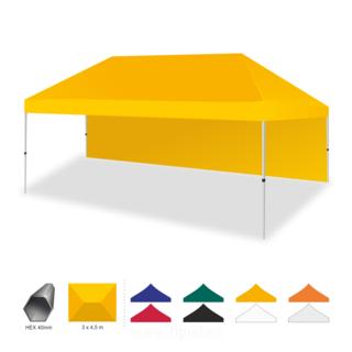 3x4,5 Pop Up tent
