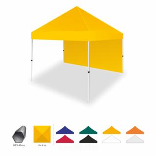 4x4 Pop Up tent